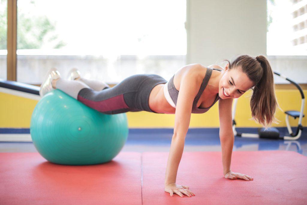 dieta odchudzająca powinna być połączona z aktywnością fizyczną