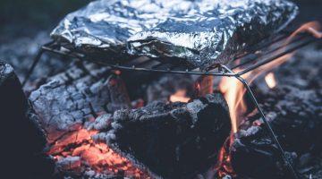 aluminium w foliach do żywności