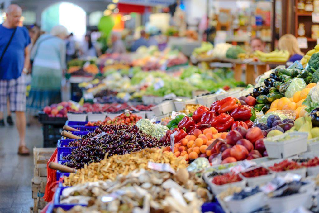 zdrowe zakupy to żywność nieprzetworzona